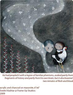 Beatrice Billard Fine Art & Illustration