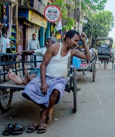 No Spitting please...Calcutta, India