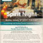 Sacred World Music and Sound Healing. Spirit Night is an Ubud community institution with live music,