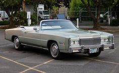 Bid for the chance to own a 1975 Cadillac Eldorado at auction with Bring a Trailer, the home of the best vintage and classic cars online. 1957 Chevrolet, Chevrolet Trucks, Chevrolet Impala, Ford Trucks, 4x4 Trucks, Lifted Trucks, Convertible, Ford Taurus Sho, Jeep Cherokee Sport