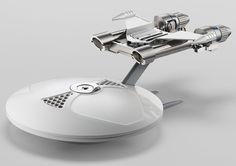 MBandF MusicMachine 2 Is Musical Ode To Star Trek USS Enterprise