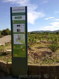 Proyecto de Señalización Cicloturística en Potries (Valencia)  http://geoturismoweb.com/