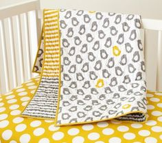 Gray Yellow Bird Pillows•Home Products