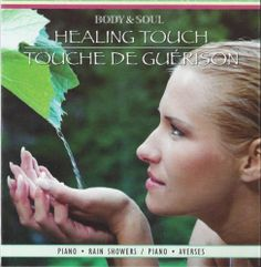 Healing Touch Spa Relaxation Meditation Piano Music CD Rain Showers Piano Peace