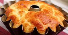 Deliciosa receita de bolo de pão de queijo