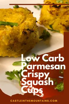 Parmesan Crispy Squash Cups - How to make crispy squash. Coffee Martini Recipe, Martini Recipes, Low Carb Sauces, Low Carb Recipes, Parmesan, Coconut Chicken Strips, Cooking Spaghetti Squash, Low Carb Ketchup, Cups