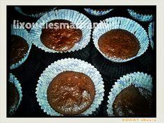 Μπισκότα σοκολάτας χωρίς αλεύρι