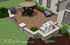 Private Backyard Patio | Patio Designs and Ideas