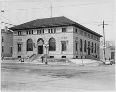 Post Office. 1924. UHPC, University Archive, Archives and Special Collections, CSU, Fort Collins, CO