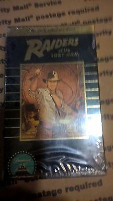 Raiders of the Lost Ark Indiana Jones Beta Betamax tape