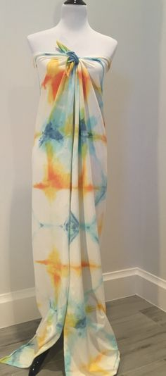 Princess Buttercup Sarong by JEMfolds on Etsy https://www.etsy.com/listing/448621166/princess-buttercup-sarong