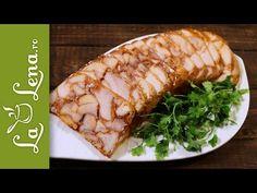 Toba de pui/curcan - reteta rapida si simpla, la cuptor - YouTube Romania Food, Brunch, Carne, Sausage, Meat, Cooking, Youtube, Health Recipes, Canning