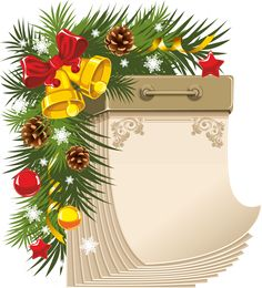 """Photo from album """"Календари"""" on Yandex. Merry Christmas Baby, Christmas Border, Christmas Frames, Christmas Photos, Christmas Time, Images Noêl Vintages, 2 Advent, Pink Background Images, Minnie Mouse Baby Shower"""