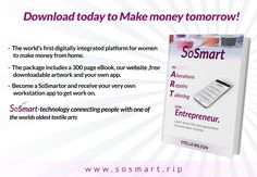 The SoSmart book is one of the most comprehensive ever written for a clothing alteration and repair startup business, and the related technology takes it to another level again.