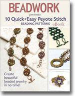 Easy Peyote Beading Patterns
