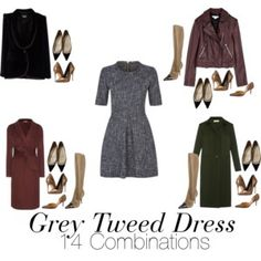Month by Month Wardrobe - Combinations 15
