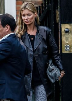 Kate Moss, March 2013.