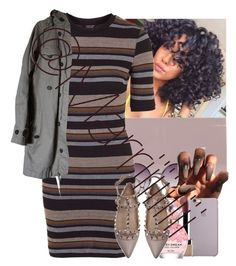 """Untitled #812"" by marriiiiiiiii ❤ liked on Polyvore featuring Valentino, Monki, Topshop, Zara and Marc Jacobs"