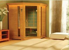 Infrared Sauna This Infrared Sauna Purifies Your Body On A Cellular Level  By Using Infrared Heat