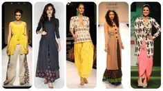 5 Indo-Western looks to conquer