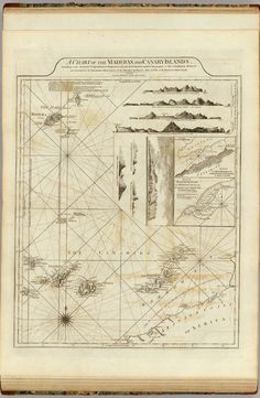 Maderas and Canary Islands (1787)