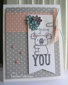 Koala Kindness by abbysmom2198 - Cards and Paper Crafts at Splitcoaststampers