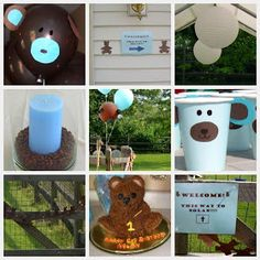 Lemon Tree Creations: Teddy Bear Party