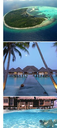 Reserve Gili Lankanfushi, Maldives Lankanfushi at Tablet Hotels Oh The Places You'll Go, Places To Travel, Places To Visit, Maldives Resort, Resort Spa, Male Maldives, Maldives Beach, Maldives Honeymoon, Maldives Travel