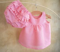 my pink baby doll de Lottie no Etsy
