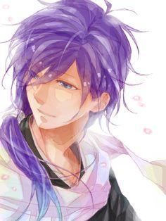 Vocaloid, Kaito, Gakupo Kamui, Hot Anime Guys, Cute Anime Boy, Anime Art Girl, Anime Boys, Anime Chibi, Kawaii Anime