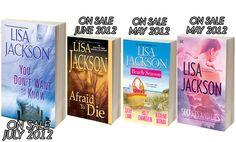 Love Lisa Jackson Books