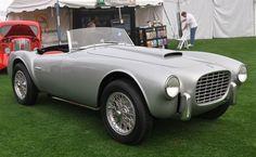 Siata 208 S Roadster - 1954