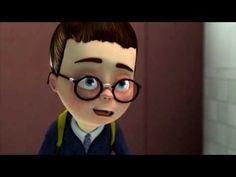 Cooler Self - A Short Animation by Ozan Basaldi- Peer pressure
