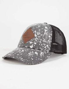 2d76f79088c O NEILL Vineyard Womens Trucker Hat - BLACK - SP6496006. carousel for  product 268553100