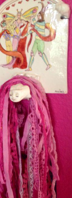 Sweet pink Rebel, Dreadlocks, Hair Styles, Sweet, Pink, Beauty, Hair Plait Styles, Candy, Hair Makeup