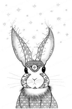 Les 32 Meilleures Images Du Tableau Lapins Sur Pinterest Lapins