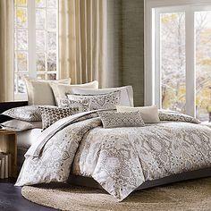 229 99 Echo Design Odyssey 4 Piece King Comforter Set This Is My Favorite