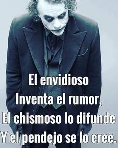 Funny Spanish Memes, Spanish Quotes, Smart Quotes, True Quotes, Qoutes, Joker Frases, Pretty Quotes, Joker And Harley Quinn, Lol