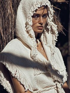 À La Plage: #AndreeaDiaconu by #LachlanBailey for #VogueParis May 2015