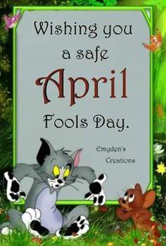 Wishing u a great April Fools day. April Fool Gif, April Fools Day Image, April Fool Quotes, April Easter, April 1st, January, Hamsters As Pets, April Fools Pranks, Holiday Images