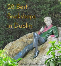 I know you, dear wandering educators. I know you're always on the lookout for bookshops while you travel (because, well, BOOKS).