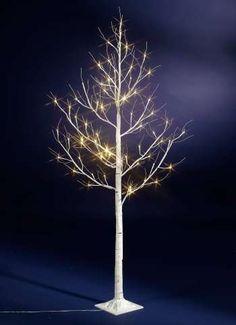 LED-Lichtbaum für innen 150x50cm (H/max.Ø), 60 LED's