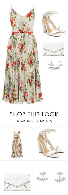 """Untitled #513"" by psoto-1 ❤ liked on Polyvore featuring Schutz, LULUS and SonyaRenée"
