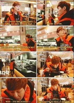 Ep5 exo's showtime | lay