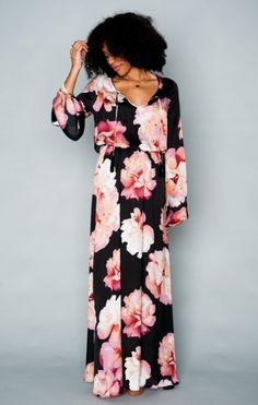 Juliet Maxi Dress ~ The Final Rose