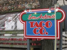 SATCO was the business when I was in primary and secondary school. Then I moved away for a bit and discovered the LA taco truck. But when in Nashville...it's SATCO.