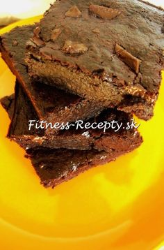 Bez múky   Fitness-recepty.sk Gluten Free Baking, Healthy Sweets, Menu, Cooking, Fitness, Food, Per Diem, Menu Board Design, Kitchen