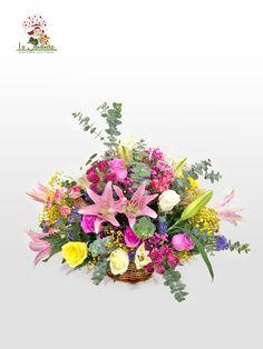 Cali, Floral Wreath, Wreaths, Plants, Decor, Window Boxes, Flowers, Decoration, Decorating