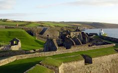 Charles fort, kinsale ireland....amazing place!