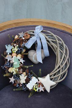 Winter wreath / wianek od tendom